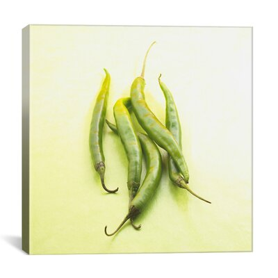 iCanvasArt Pea Pods Photographic