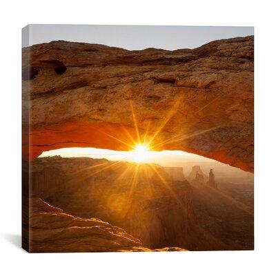 "iCanvasArt ""Mesa Arch Beauty #2"" Canvas Wall Art by Dan Ballard"