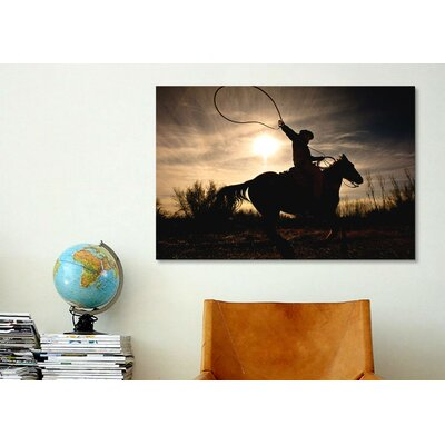 iCanvasArt 'Let Her Fly' by Dan Ballard Photographic Print on Canvas