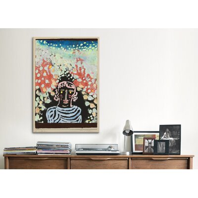 iCanvasArt 'Likeness in the Bower' by Paul Klee Painting Print on Canvas