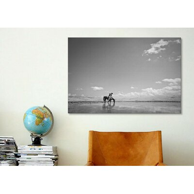 iCanvasArt 'Quiet Moment' by Dan Ballard Photographic Print on Canvas