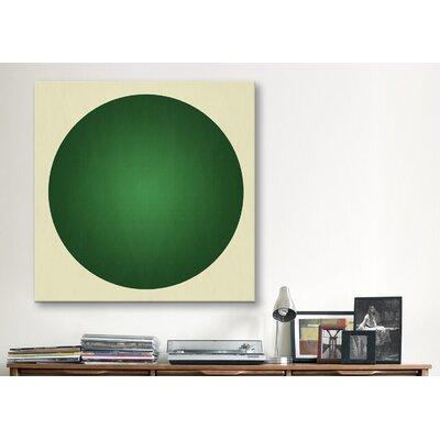 iCanvasArt Modern Art Orb Graphic Art on Canvas