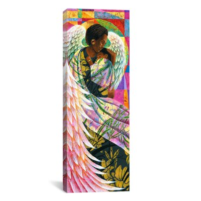 """iCanvasArt """"Spring"""" Canvas Wall Art by Keith Mallett"""