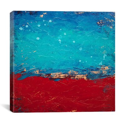 """iCanvasArt """"Stars Aligned"""" Canvas Wall Art by Hilary Winfield"""