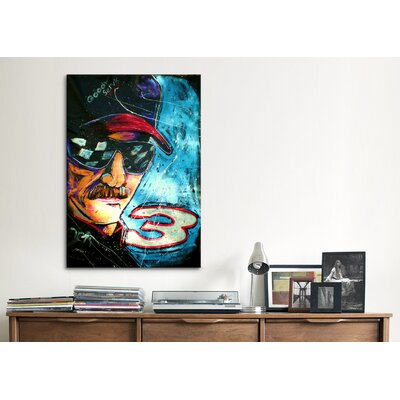 iCanvasArt Dale Earndhart Canvas Print Wall Art