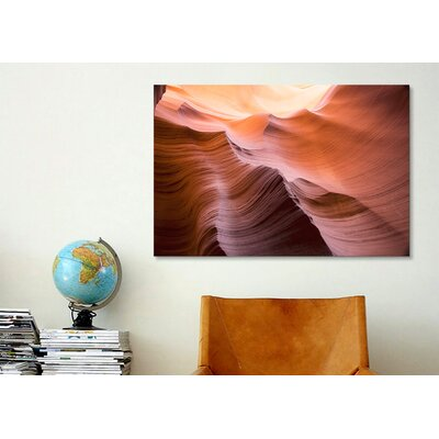 iCanvasArt 'Smooth II' by Moises Levy Photographic Print on Canvas