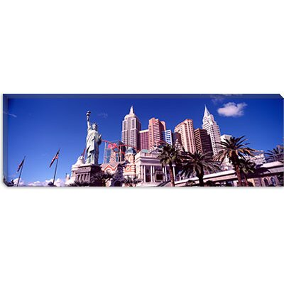 iCanvasArt New York New York Hotel, Las Vegas, Nevada Canvas Wall Art
