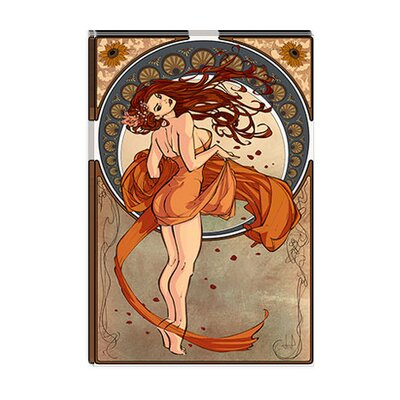 iCanvasArt Art Nouveau Advertising Vintage Poster