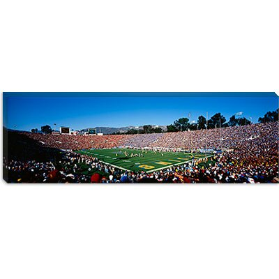 iCanvasArt Rose Bowl Stadium, Pasadena, California Canvas Wall Art