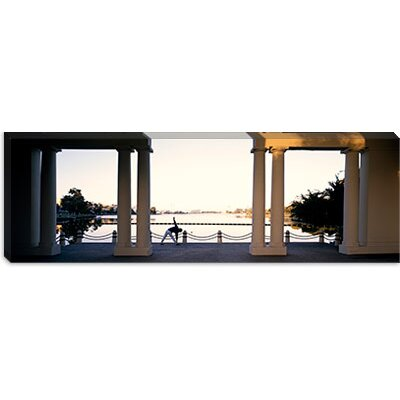 iCanvasArt Lake Merritt, Oakland, California Canvas Wall Art