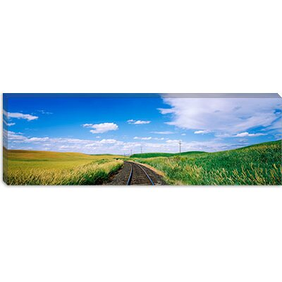 iCanvasArt Whitman County, Washington State Canvas Wall Art