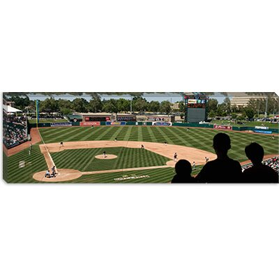 iCanvasArt Raley Field, West Sacramento, Yolo County, California Canvas Wall Art