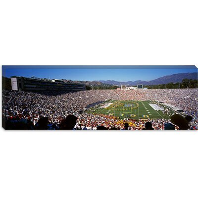 iCanvasArt Rose Bowl Stadium, Pasadena, City of Los Angeles, Los Angeles County, California ...