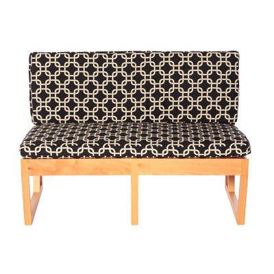 Modern Veranda Cypress Loveseat with Cushion