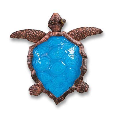 Coastal Delights Turtle Wall Decor
