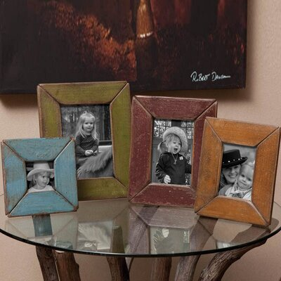 Cape Craftsmen Wood Picture Frame (Set of 4)