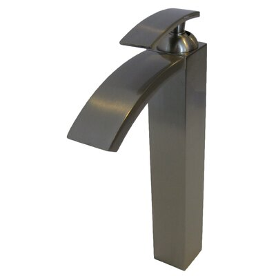 Single Lever Deck Mount Vessel Faucet - BM-434BN / BM-434ORB