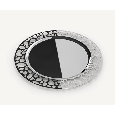 Steelforme Stones Round Serving Tray