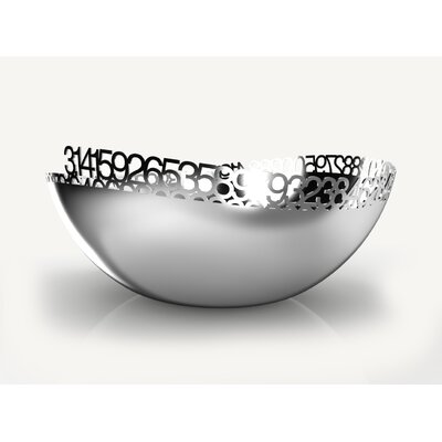 "Steelforme Pi 11"" Salad Bowl"