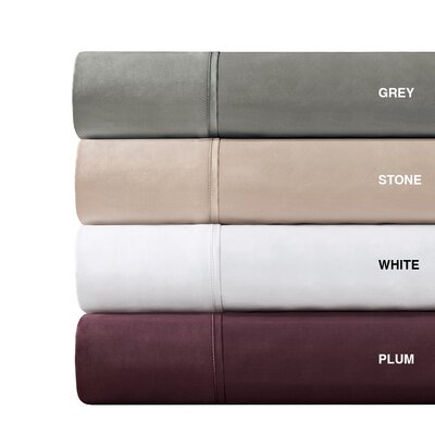 Premier Comfort 600 Thread Count Pima Solid Cotton Sheet Set