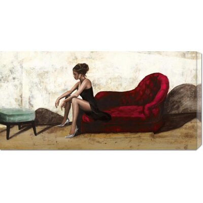 'Wild & Beautiful' by Andrea Antinori Painting Print on Canvas