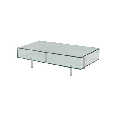 Focus One Home Arron Rectangular Coffee Table