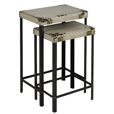 Cooper Classics Indus Nested Table
