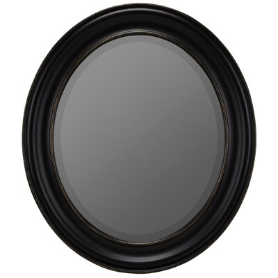 Cooper Classics Townsend Wall Mirror in Black