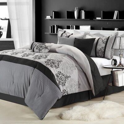 Renaissance 8 Piece Comforter Set