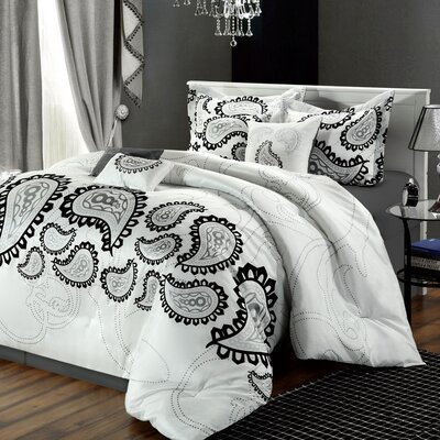 Taj 8 Piece Comforter Set