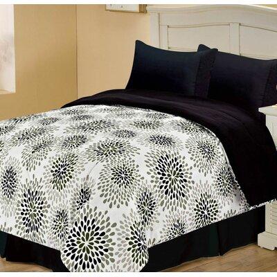 Chic Home Microfiber Reversible Comforter