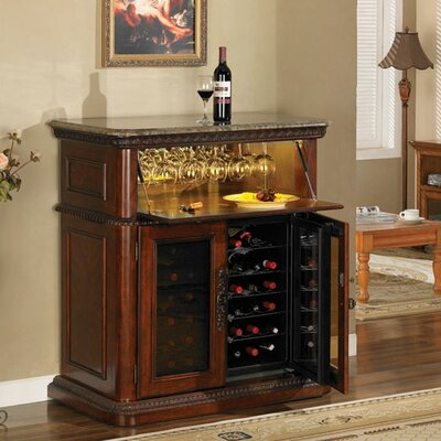 Tresanti Rutherford 36 Bottle Wine Cabinet