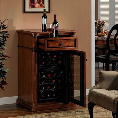 Avalon 18 Bottle Wine Cabinet
