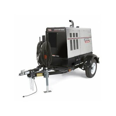 Lincoln Electric Vantage Ready-Pak 240V Engine Driven Multi-Process Welder 575A