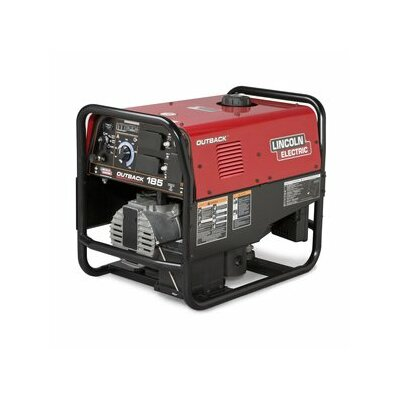 Lincoln Electric Outback  25V Engine Driven MIG Welder 185A