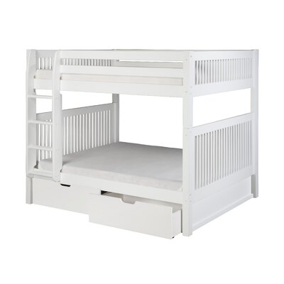 Camaflexi Twin Over Twin Standard Bunk Bed