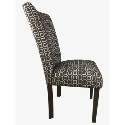 NOYA USA Modern Parsons Chair (Set of 2)