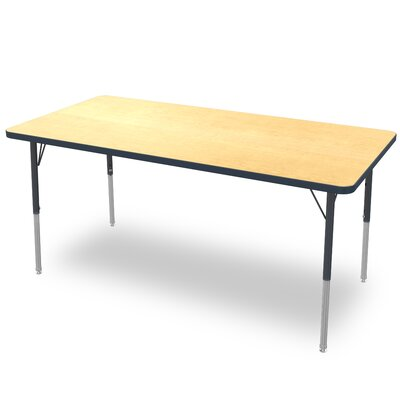 "Marco Group Inc. 30"" x 72"" Rectangular Adjustable Activity Table"