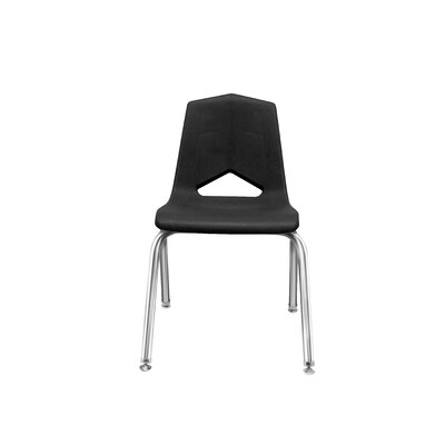 "Marco Group Inc. Series 16"" Polypropylene Classroom Stacking Chair"