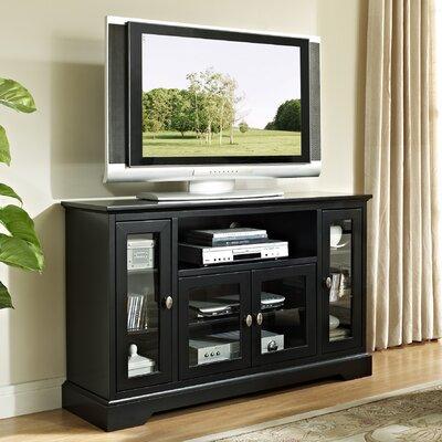 hokku designs 52 tv stand ii reviews wayfair. Black Bedroom Furniture Sets. Home Design Ideas