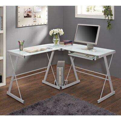 Home Loft Concept Corner Computer Desk