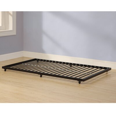 Home Loft Concept Twin Roll-Out Trundle Bed Frame