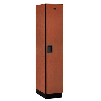 Salsbury Industries Extra Wide Designer Single Tier 1 Wide Locker
