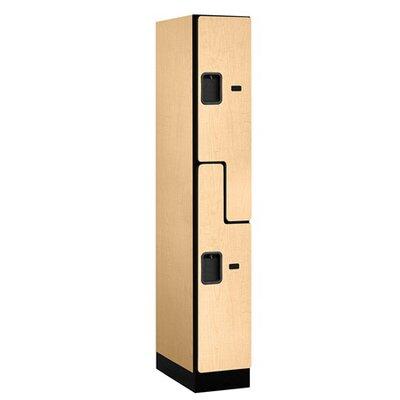"Salsbury Industries Double Tier ""S"" Style 1 Wide Designer Locker"