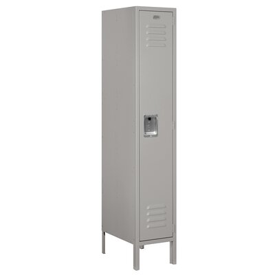 Salsbury Industries 1 Tier 1 Wide Standard Contemporary Locker