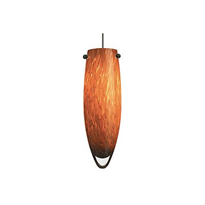 Tech Lighting Melt 1 Light Two-Circuit Monorail Pendant