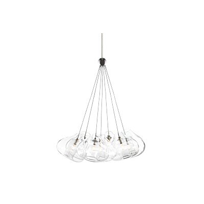 Tech Lighting 7 Light Cheers Pendant