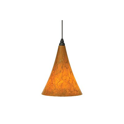Tech Lighting Mini Melrose 1 Light FreeJack Pendant