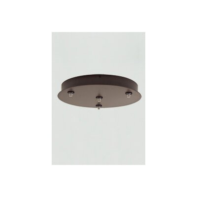 Tech Lighting FreeJack 4-port Round Canopy