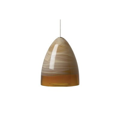 Tech Lighting Nebbia 1 Light Pendant